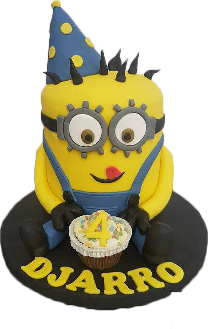 Favoriete 3D taarten Archieven - Bakkerij van der Most &JX72